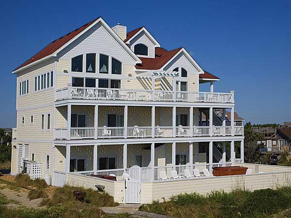 Castlemere 10 Bedroom Ocean Front Home In Avon Obx Nc. Ten Bedroom House   Room Image and Wallper 2017