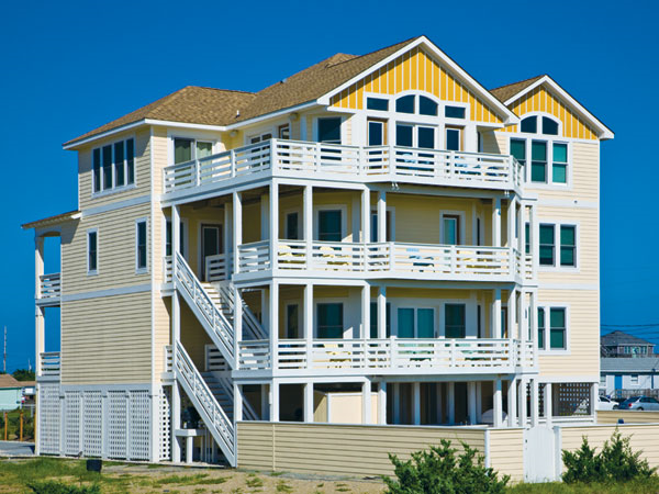 9 Bedroom Beach House Obx