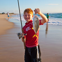 Nc surf fishing in the outer banks surf or sound for North carolina surf fishing license