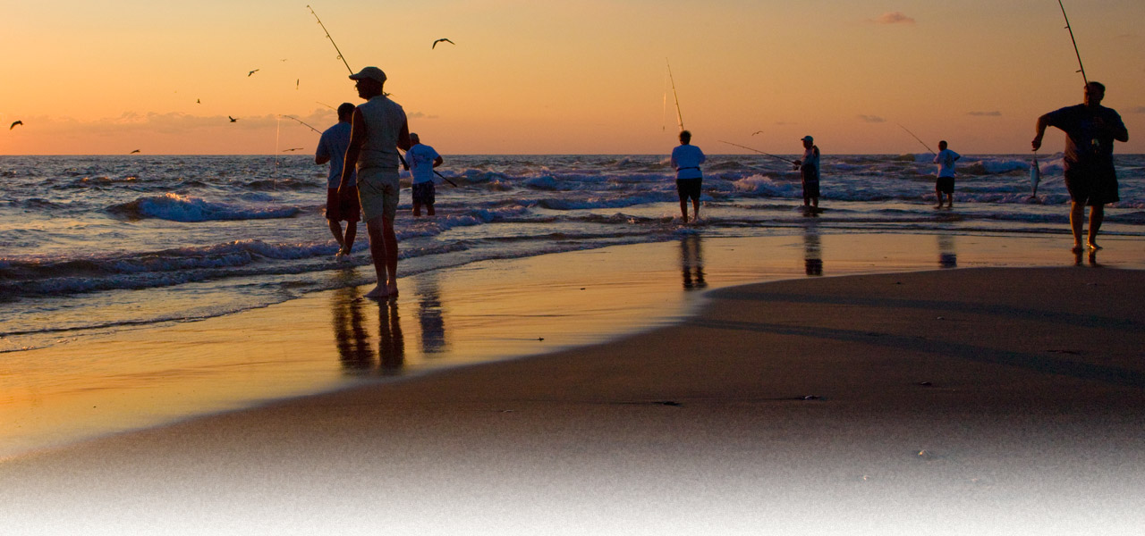 Nc surf fishing in the outer banks surf or sound for Outer banks sound fishing