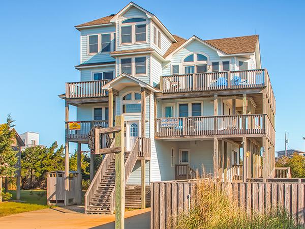 Blue Skies Over Salvo, 5 bedroom Ocean View home in Salvo