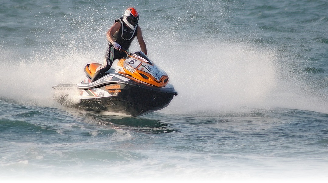 Jet Skiing In Outer Banks