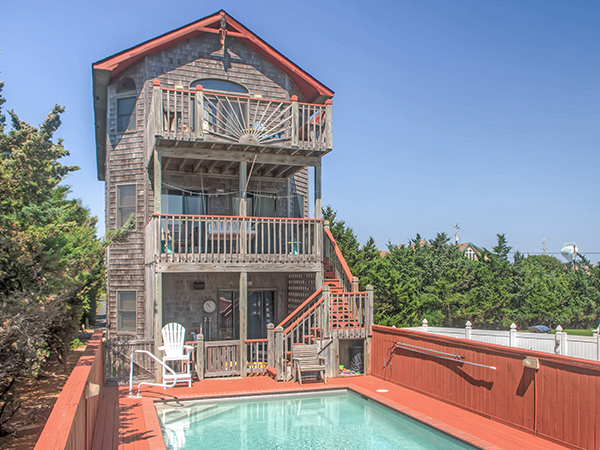 Awesome Casablanca 5 Bedroom Ocean Front Home In Avon Obx Nc Interior Design Ideas Grebswwsoteloinfo