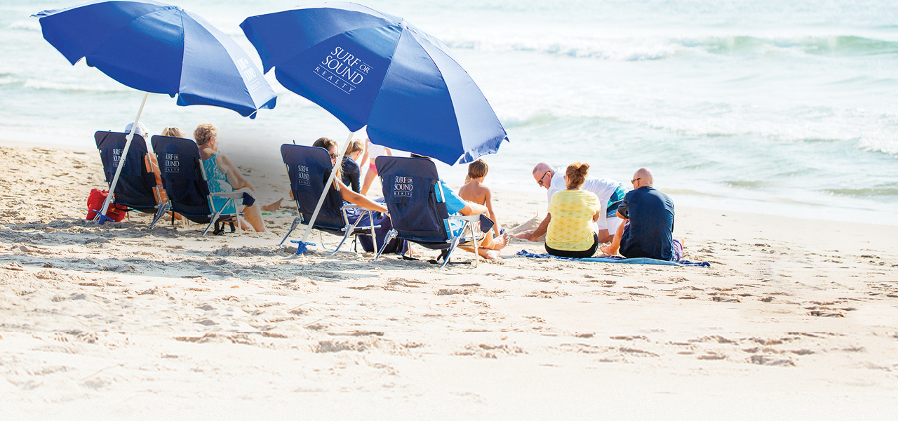 Beach Gear For On Your Outer Banks And Hatteras Island Vacation Surforsound