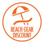 Beachgear Disc Logo