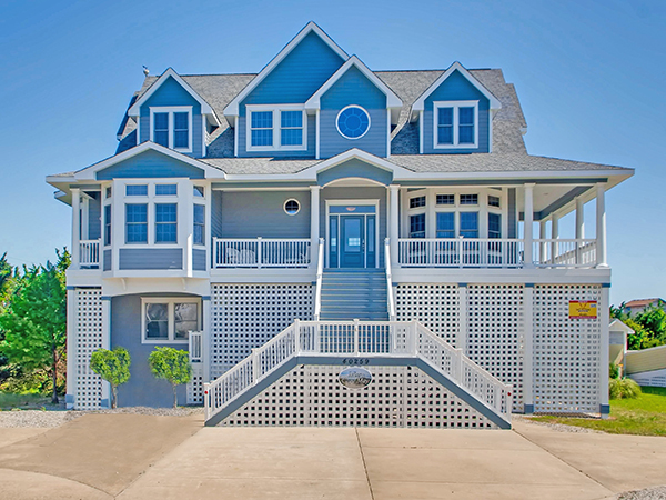 Admirable Miss Cape May 6 Bedroom Ocean View Home In Avon Obx Nc Download Free Architecture Designs Sospemadebymaigaardcom