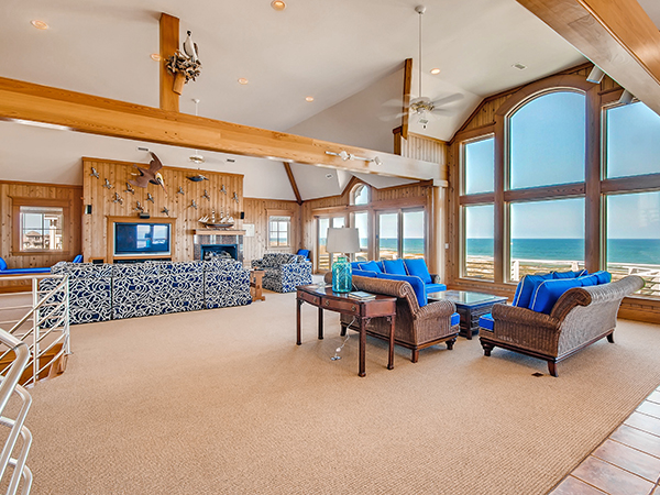 Cool Seven Cousins Cottage 7 Bedroom Ocean Front Home In Interior Design Ideas Tzicisoteloinfo