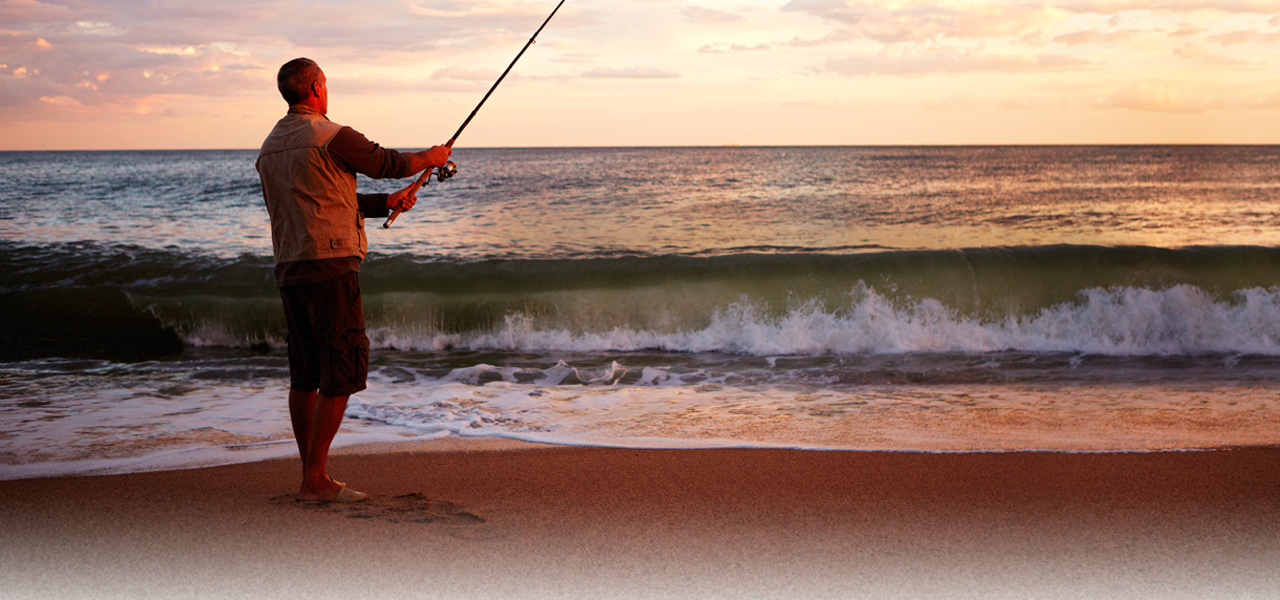 Hatteras island vacation rentals in outer banks nc surf for Nc surf fishing calendar