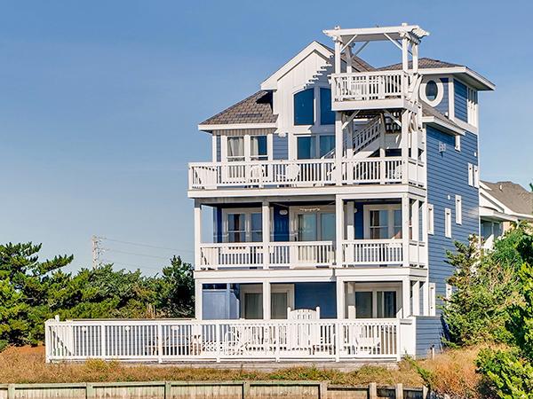 Prime Sea Creature 6 Bedroom Sound Side Home In Avon Obx Nc Interior Design Ideas Pimpapslepicentreinfo