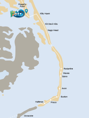 H2OBX Location Map