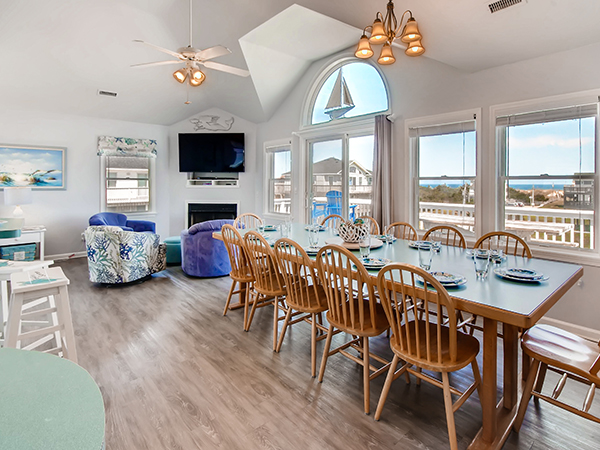 endless summer 7 bedroom ocean view home in rodanthe obx nc