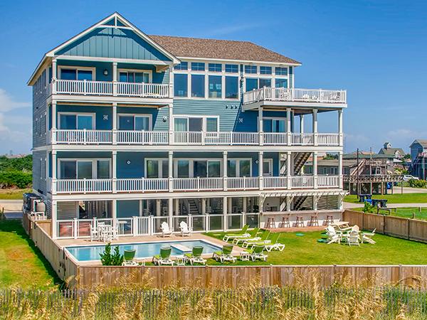 Terrific Wa Hoo Hatteras 8 Bedroom Ocean Front Home In Hatteras Obx Nc Beutiful Home Inspiration Xortanetmahrainfo