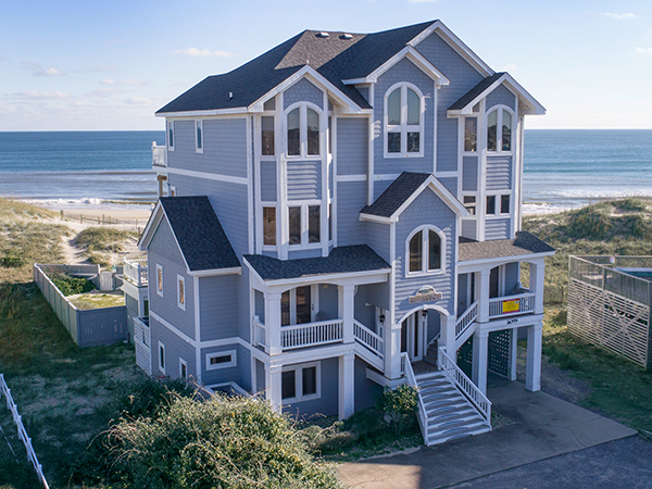 Tremendous Terrapins Pace 8 Bedroom Ocean Front Home In Hatteras Obx Nc Interior Design Ideas Tzicisoteloinfo
