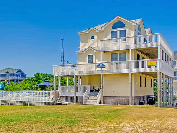 Endless Summer, 7 bedroom Ocean View home in Rodanthe, OBX, NC
