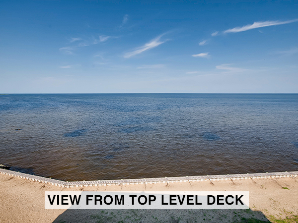 Sound Effect, 4 bedroom Sound Front home in Waves, OBX, NC