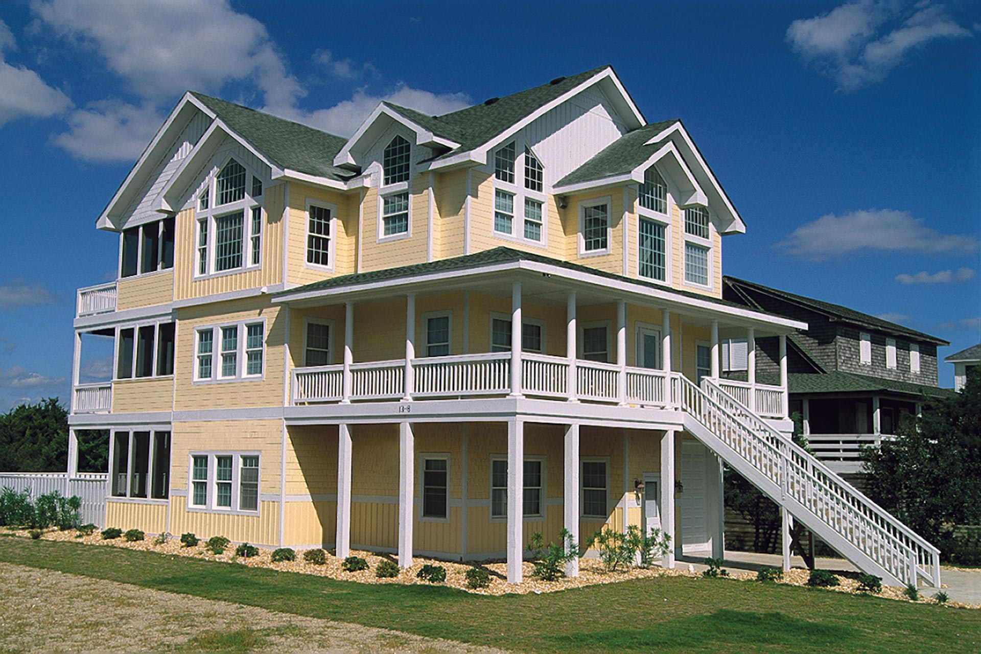 Waveland 7 Bedroom Sound Side Home In Avon Obx Nc