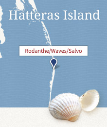 Rodanthe, Waves, Salvo Map